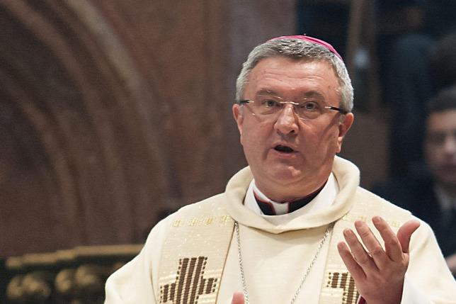 Veres András megyéspüspök