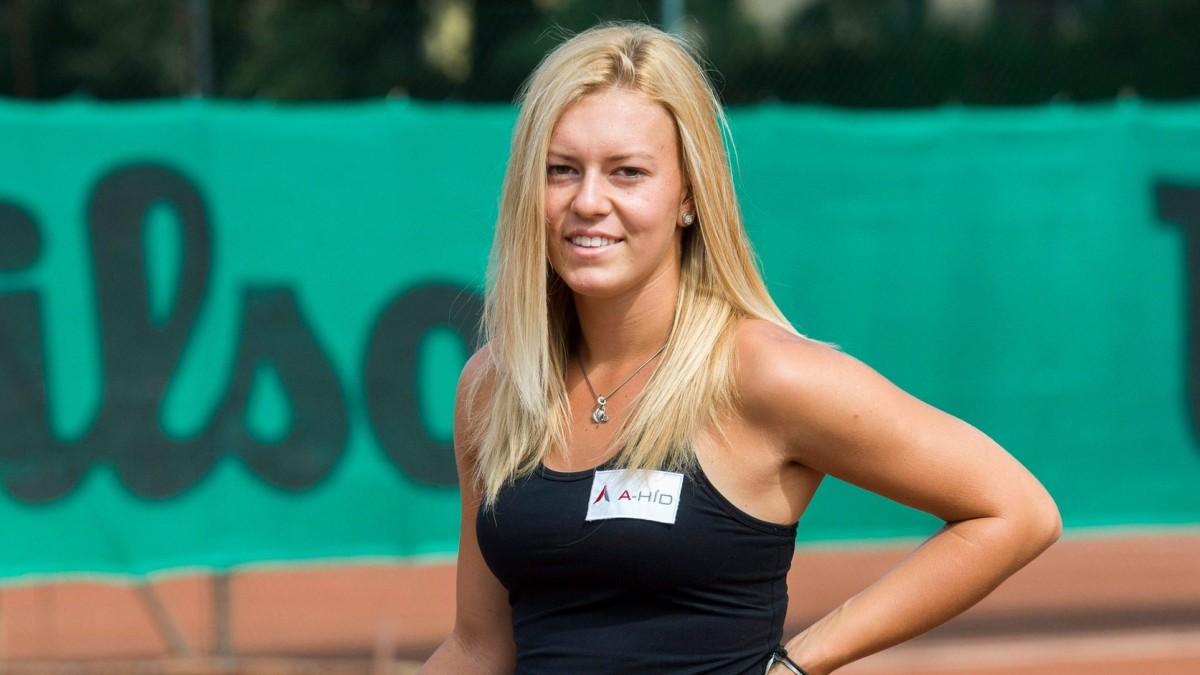 Gálfi Dalma teniszező